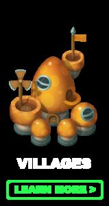 Village | Mushroom Wars 2