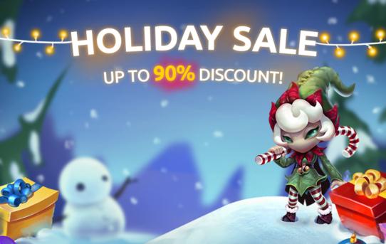 Christmas sale time! ❄