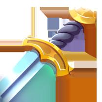 Артефакт оружие Рудо