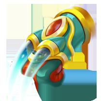 Артефакт оружие Марти-О