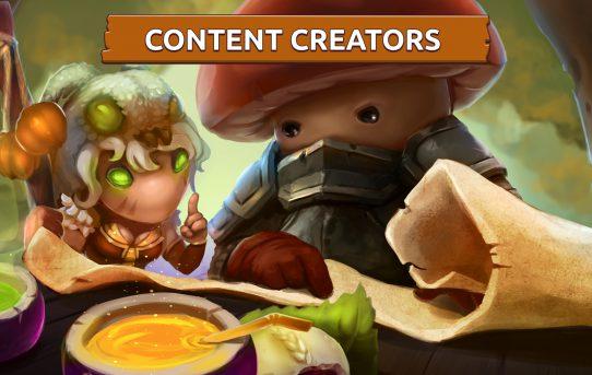 Content Creators Program